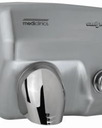 Handendroger RVS drukknop