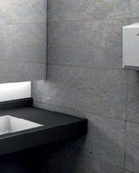 Mitsubishi handendroger Jet Towel Smart in zilver