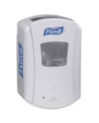 Purell ltx automatische zeep of desinfectie dispenser kleur wit