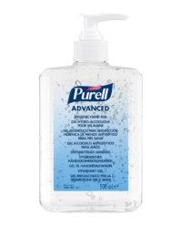 Gojo Purell advanced handdesinfectiezeep met pompje