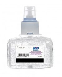Gojo LTX / Purell Advanced desinfecterende handgel