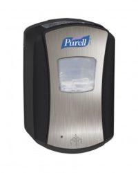 Purell ltx automatische zeep of desinfectie dispenser kleur zwart
