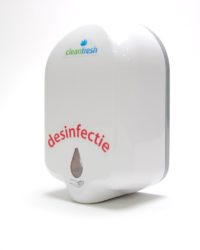 cleanfresh automatische dispenser