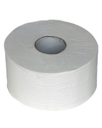 Toiletpapier Mini Jumbo 2 laags 380 meter cellulose